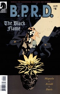 0005 280 193x300 Bprd  The Black Flame [Dark Horse] Mini 1