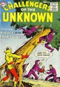 0005 293 206x300 Challengers Of The Unknown [DC] V1