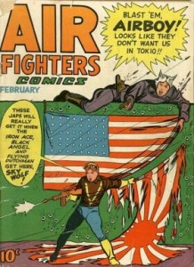 0005 30 218x300 Air Fighters Comics [UNKNOWN] V2