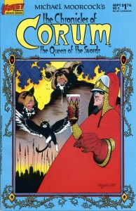 0005 377 194x300 Chronicles Of Corum   The Queen of the Swords [First] V1