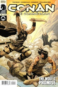 0005 386 200x300 Conan  The Cimmerian [Dark Horse] V1