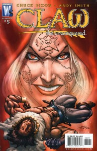 0005 387 193x300 Claw  The Unconquered [Wildstorm] V1