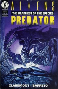 0005 67 197x300 Aliens Vs Predator  The Deadliest of the Species [Dark Horse] Mini 1