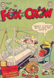 0005 699 210x300 Fox And The Crow [DC] V1