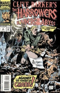 0005 834 196x300 Harrowers, The   Raiders of the Abyss [Marvel Epic] V1
