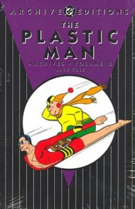 0005 85 194x300 Archive Editions  Plastic Man [DC] V1