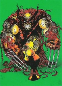 0005a 125 216x300 Wolverine  From Then Til Now II 1992 [Marvel  Comic Images] Card Set