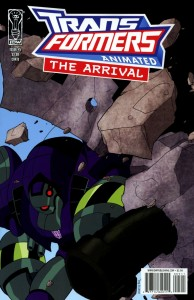 0005b 114 194x300 Transformers: Animated: The Arrival