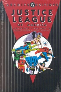 0006 100 199x300 Archive Editions  Justice League [DC] V1