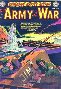 0006 1058 206x300 Our Army At War [DC] V1