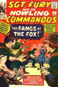 0006 1229 198x300 Sgt Fury And His Howling Commandos [Marvel] V1