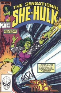 0006 1231 199x300 Sensational She Hulk [Marvel] V1