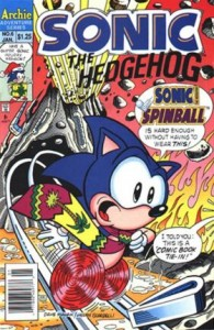 0006 1291 195x300 Sonic  The Hedgehog [Archie Adventure] V1