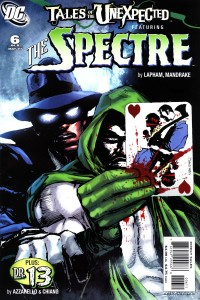 0006 1428 200x300 Tales Of The Unexpected  Featuring The Spectre [DC] Mini 1