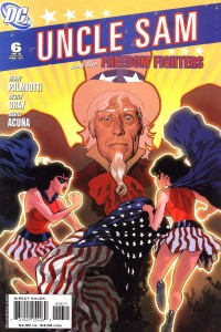 0006 1514 200x300 Uncle Sam And The Freedom Fighters [DC] Mini 1