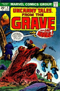 0006 1535 198x300 Uncanny Tales From The Grave [Marvel] V1