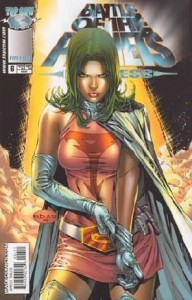 0006 162 192x300 Battle Of The Planets  Princess [Image Top Cow] Mini 1