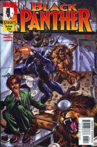 0006 191 199x300 Black Panther [Marvel] V2