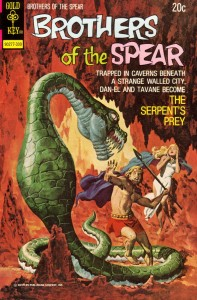 0006 226 197x300 Brothers Of The Spear [Gold Key] V1