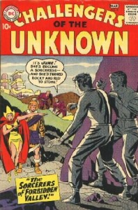 0006 239 198x300 Challengers Of The Unknown [DC] V1