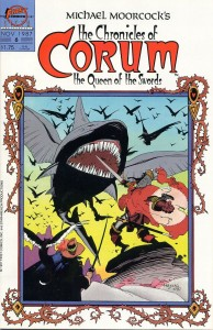 0006 303 194x300 Chronicles Of Corum   The Queen of the Swords [First] V1