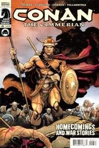 0006 310 200x300 Conan  The Cimmerian [Dark Horse] V1