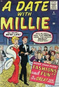0006 349 203x300 Date With Millie, A [Marvel] V1