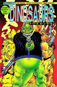 0006 415 199x300 Dinosaurs For Hire [Eternity] V1
