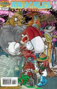 0006 817 193x300 Knuckles [Archie Adventure] V1