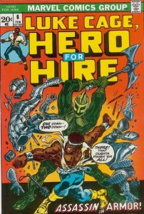 0006 839 202x300 Luke Cage   Hero For Hire [Marvel] V1