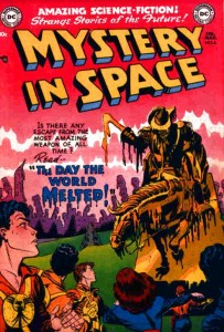 0006 995 203x300 Mystery In Space [DC] V1