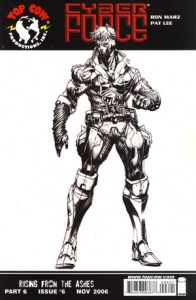 0006a 11 196x300 Cyber Force [Image Top Cow] V2