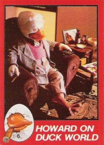 0006a 32 216x300 Howard The Duck  The Movie 1986 [Topps] Card Set