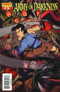 0006d 197x300 Army Of Darkness [Dynamite] V1