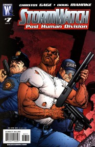 0007 1090 194x300 Stormwatch  Post Human Division [Wildstorm] V1