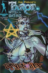 0007 1111 197x300 Tarot  Witch Of The Black Rose [BroadSword] V1
