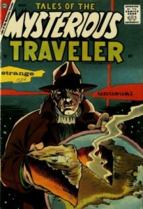 0007 1117 205x300 Tales Of The Mysterious Traveler [Charlton] V1
