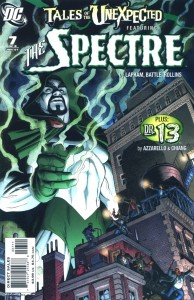 0007 1121 194x300 Tales Of The Unexpected  Featuring The Spectre [DC] Mini 1