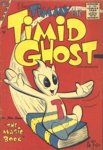 0007 1151 206x300 Timmy  The Timid Ghost [Charlton] V1