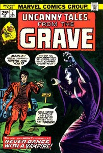 0007 1206 202x300 Uncanny Tales From The Grave [Marvel] V1