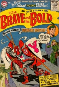 0007 157 205x300 Brave And The Bold, The [DC] V1
