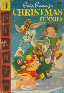 0007 174 208x300 Bugs Bunnys Christmas Funnies [Dell] V1