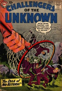 0007 187 203x300 Challengers Of The Unknown [DC] V1