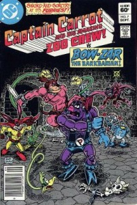0007 200 201x300 Captain Carrot   And His Amazing Zoo Crew [DC] V1