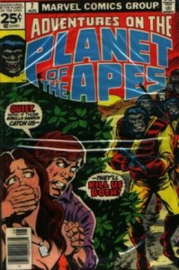 0007 24 199x300 Adventures On The Planet of the Apes [Marvel] V1