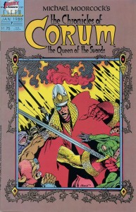0007 246 193x300 Chronicles Of Corum   The Queen of the Swords [First] V1