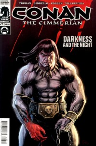 0007 254 199x300 Conan  The Cimmerian [Dark Horse] V1