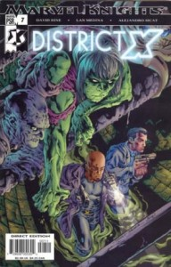 0007 306 192x300 District X [Marvel Knights] V1