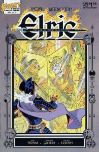 0007 391 195x300 Elric  The Sailor On The Seas Of Fate [First] Mini 1