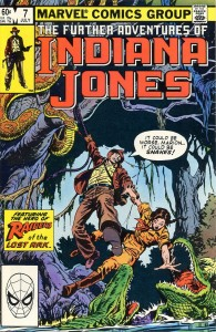 0007 448 195x300 Further Adventures of Indiana Jones [Marvel] V1
